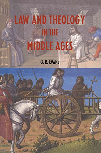 9780415253277: Law and Theology in the Middle Ages