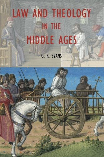 9780415253284: Law and Theology in the Middle Ages