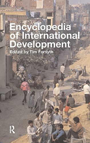 9780415253420: Encyclopedia of International Development