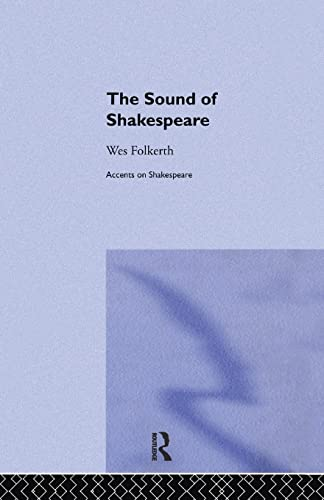 9780415253772 - Wes Folkerth: The Sound of Shakespeare - Livre