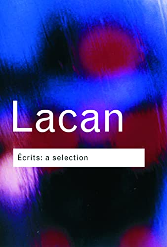 9780415253925: Ecrits: A Selection (Routledge Classics)