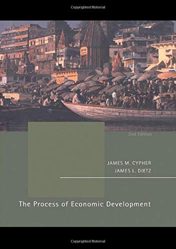 9780415254168: The Process of Economic Development