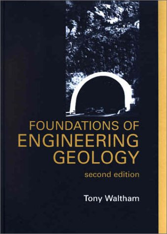 9780415254496: Foundations of Engineering Geology, Second Edition