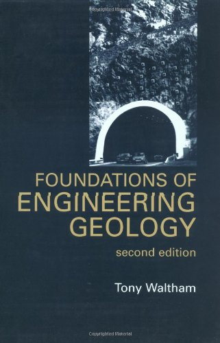9780415254502: Foundations of Engineering Geology, Second Edition