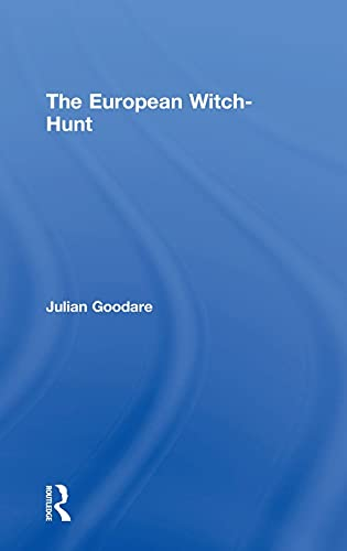 9780415254526: The European Witch-Hunt