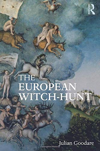 9780415254533: The European Witch-Hunt