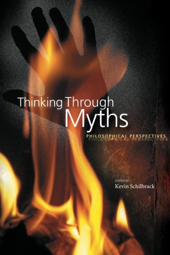9780415254618: Thinking Through Myths: Philosophical Perspectives