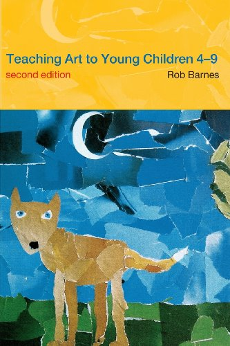 9780415254748: Teaching Art to Young Children 4-9