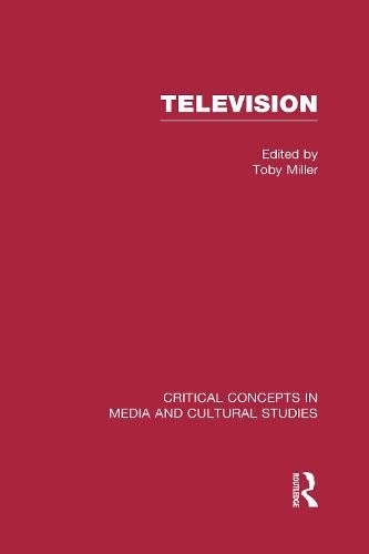 9780415255042: Television: Critical Concepts In Media And Cultural Studies, Vol. 2