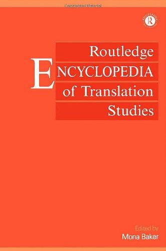 9780415255172: Routledge Encyclopedia of Translation Studies