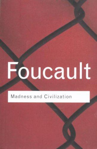 9780415255394: Madness and Civilization (Routledge Classics)