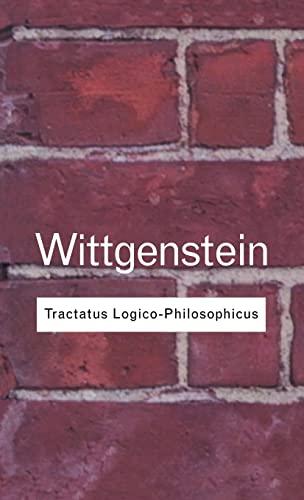 9780415255622: Tractatus Logico-Philosophicus (Routledge Classics)