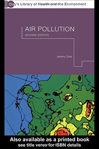 9780415255653: Air Pollution: Measurement, Modelling and Mitigation, Second Edition (Clay's Library of Health and the Environment)