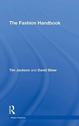 9780415255790: The Fashion Handbook