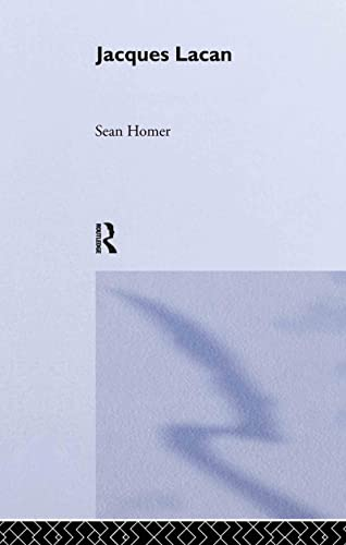 9780415256162: Jacques Lacan (Routledge Critical Thinkers)