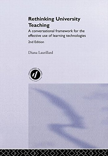 9780415256780: Rethinking University Teaching: A Conversational Framework for the Effective Use of Learning Technologies