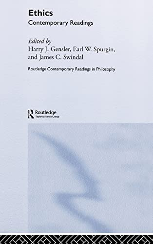 9780415256803: Ethics: Contemporary Readings (Routledge Contemporary Readings in Philosophy)