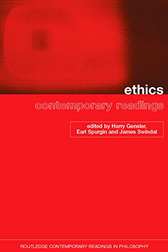 9780415256810: Ethics: Contemporary Readings (Routledge Contemporary Readings in Philosophy)