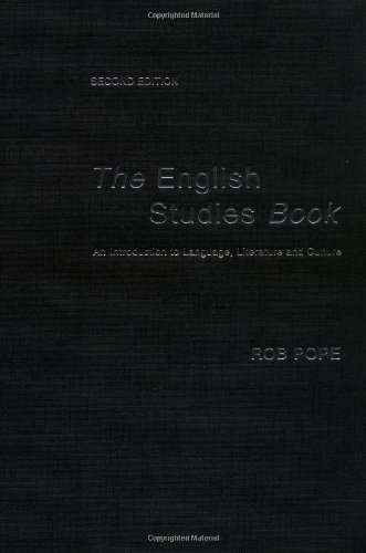 9780415257091: The English Studies Book: An Introduction to Language, Literature and Culture