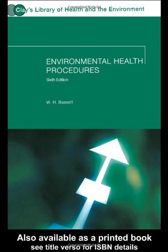 9780415257190: Environmental Health Procedures (Clay's Library of Health and the Environment)