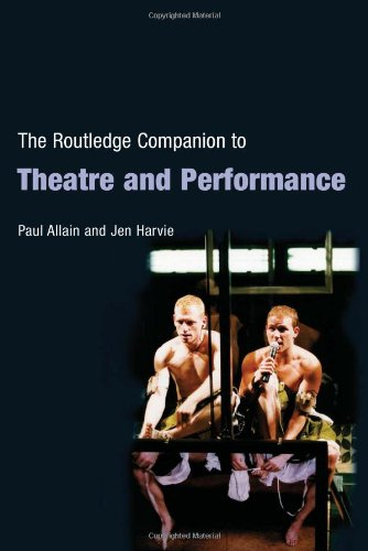 9780415257206: The Routledge Companion to Theatre and Performance (Routledge Companions)