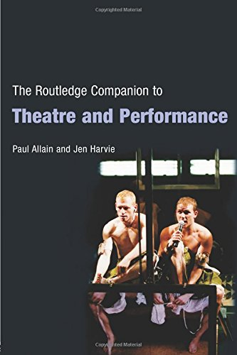 9780415257213: The Routledge Companion to Theatre and Performance (Routledge Companions)