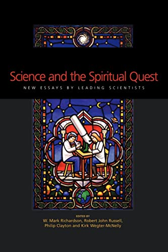 9780415257671: Science and the Spiritual Quest: New Essays by Leading Scientists