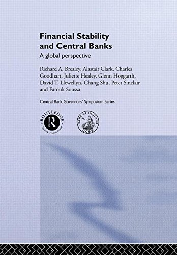 9780415257756: Financial Stability and Central Banks: A Global Perspective