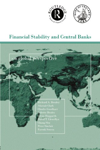 9780415257763: Financial Stability and Central Banks: A Global Perspective