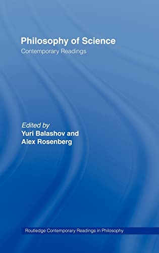 9780415257817: Philosophy of Science: Contemporary Readings (Routledge Contemporary Readings in Philosophy)