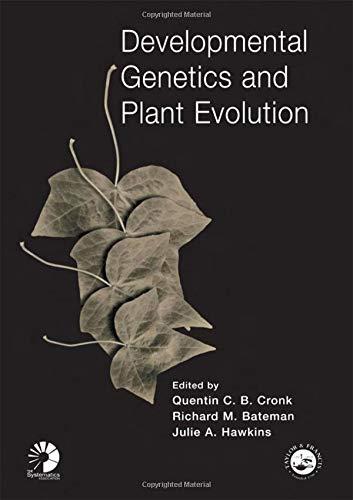 9780415257916: Developmental Genetics and Plant Evolution (Systematics Association Special Volumes)