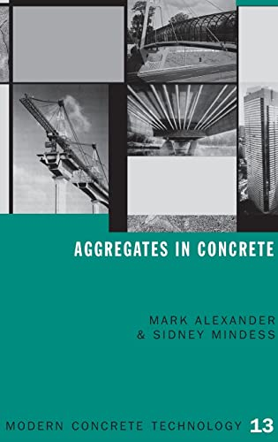 9780415258395: Aggregates in Concrete (Modern Concrete Technology)
