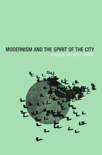 9780415258418: Modernism and the Spirit of the City