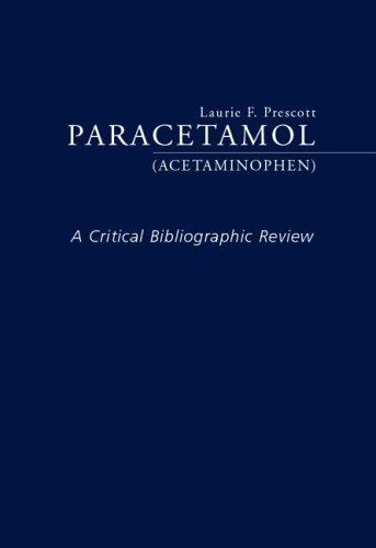 9780415258456: Title: Paracetamol Acetaminophen A Critical Bibliographic