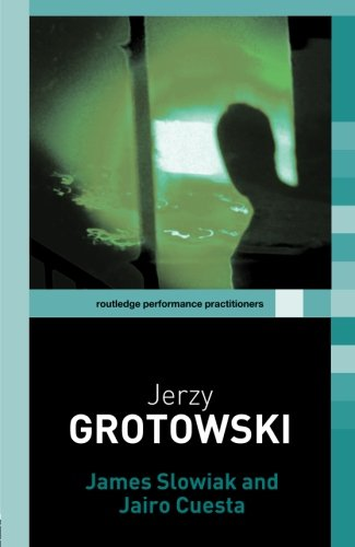 9780415258807: Jerzy Grotowski (Routledge Performance Practitioners)