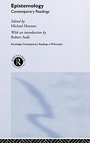 9780415259200: Epistemology: Contemporary Readings (Routledge Contemporary Readings in Philosophy)
