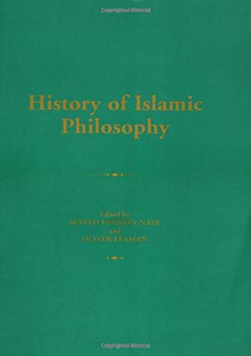 9780415259347: History of Islamic Philosophy (Routledge History of World Philosophies)