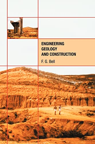 9780415259392: Engineering Geology and Construction