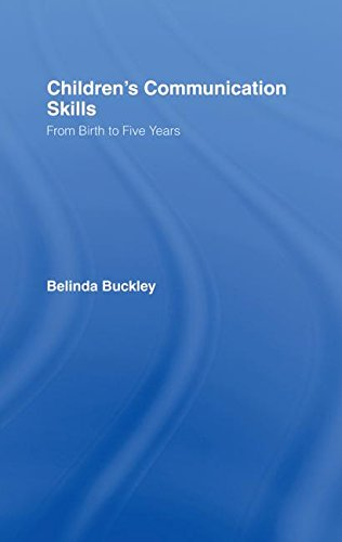 9780415259934: Children's Communication Skills: From Birth to Five Years