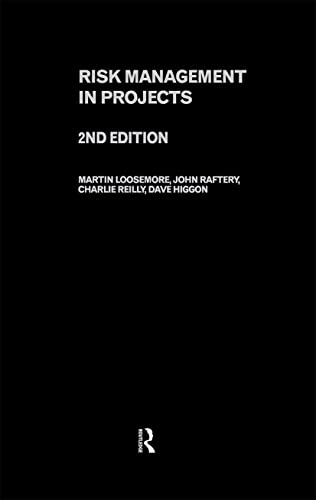 9780415260558: Risk Management in Projects
