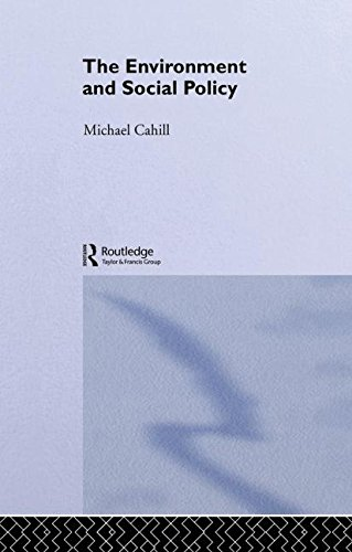 9780415261050: The Environment and Social Policy (The Gildredge Social Policy Series)