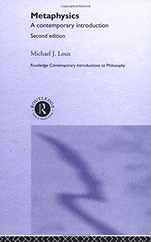 9780415261067: Metaphysics: A Contemporary Introduction (Routledge Contemporary Introductions to Philosophy)