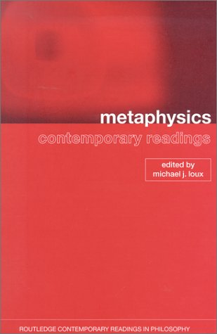 9780415261098: Metaphysics: Contemporary Readings (Routledge Contemporary Introductions to Philosophy)