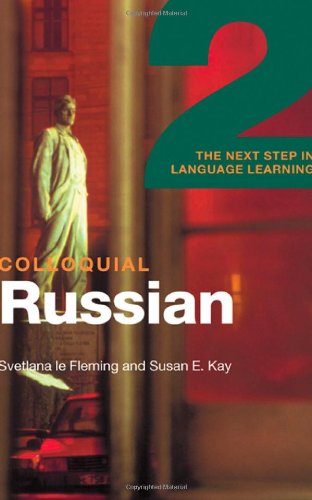 9780415261166: Colloquial Russian 2: The Next Step in Language Learning (100 Cases)