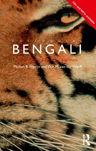 9780415261197: Colloquial Bengali (Colloquial Series)