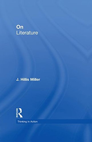 9780415261241: On Literature (Thinking in Action)