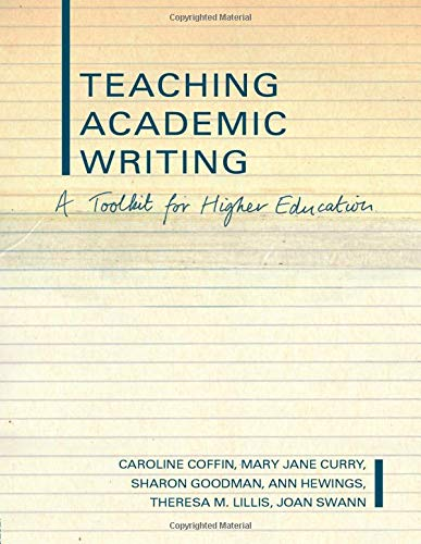 9780415261364: Teaching Academic Writing: A Toolkit for Higher Education