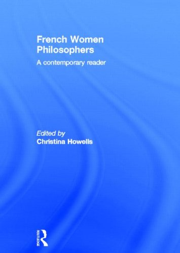 9780415261395: French Women Philosophers: A Contemporary Reader