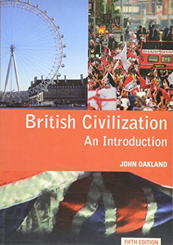 9780415261500: British Civilization
