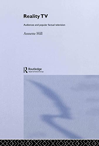 9780415261517: Reality TV: Factual Entertainment and Television Audiences